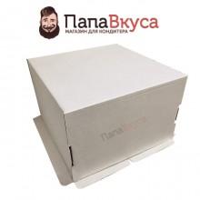 Коробка для торта  350*350*250 мм