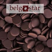 Глазурь темная шоколадная  Belgostar 5 кг