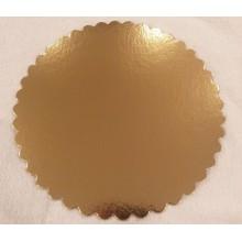 Подложка для торта c фигурными краями (30см)