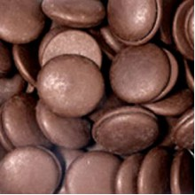 Глазурь шоколадная Диски (мешок 1кг)