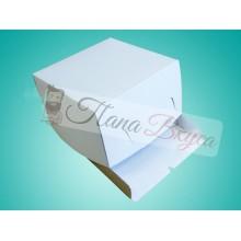 Коробка для торта 300*300*190 (5 кг)