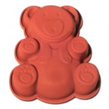 Форма силиконовая Унифлекс Мишка