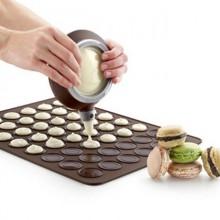 Набор для изготовления макаронс с дозатором (48 ячеек)