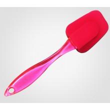 Лопатка силикон (розовая)